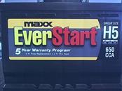 MAXX Battery/Charger EVERSTART H5
